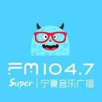 音��V播FM104.7�l率